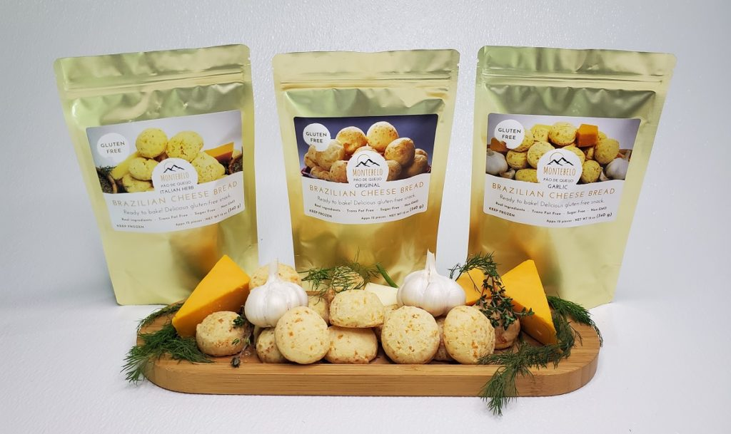 Montebelo Brazilian Cheese Bread Packages